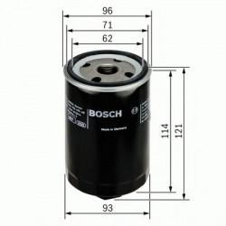 Filter ulja BOSCH 0 451 103 028