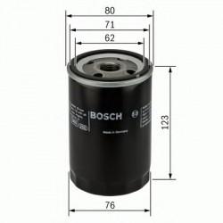 Filter ulja BOSCH 0 451 103 213