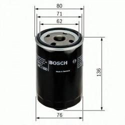 Filter ulja BOSCH 0 451 103 280