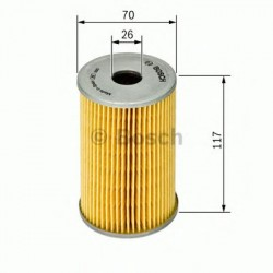 Filter ulja BOSCH 1457429113