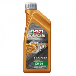 CASTROL EDGE SUPERCAR 10W-60, 1L