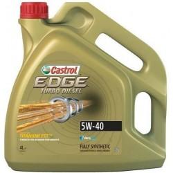 CASTROL EDGE TITANIUM 5W-40 505.01, 4L