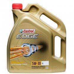 CASTROL EDGE TITANIUM 5W-30 507.00, 5L LL III
