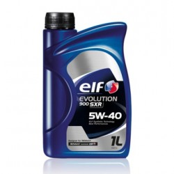 ELF EVOLUTION 900 SXR 5W-40, 1L