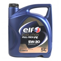 ELF EVOLUTION FULL-TECH FE 5W-30, 5L