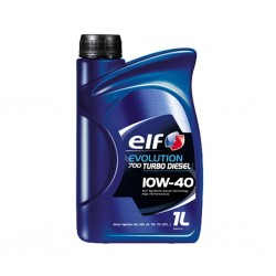 ELF EVOLUTION 700 TURBO DIESEL 10W-40, 1L