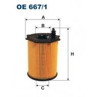 Filter ulja FILTRON OE667/1
