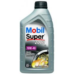 MOBIL SUPER 2000 X1 10W-40, 1L