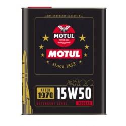 MOTUL 2100 15W-50, 2 L
