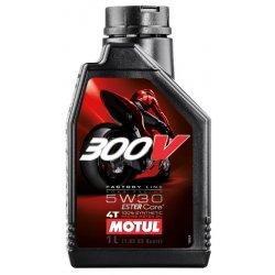 MOTUL 300V 4T 5W-30, 1 L Factory Line
