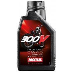 MOTUL 300V FL OFF ROAD 4T 5W-40, 1 L