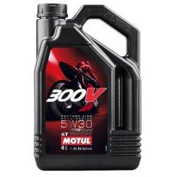 MOTUL 300V 4T 5W-30, 4 L Factroy Line