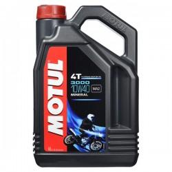 MOTUL 3000 4T 10W-40, 4 L
