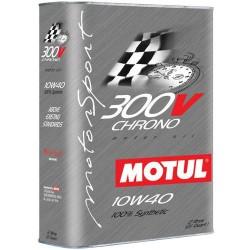 MOTUL 300V 10W-40 Chrono, 2 L
