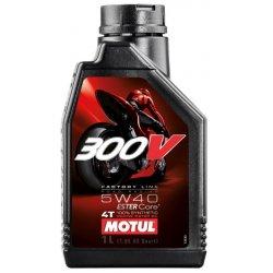 MOTUL 300V FL ROAD RACING 4T 5W-40, 1 L