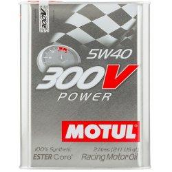 MOTUL 300V POWER 5W-40, 2 L