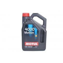 MOTUL 4000 MOTION 10W-30, 5 L