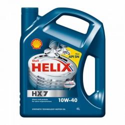 SHELL HELIX HX7 10W-40, 4L