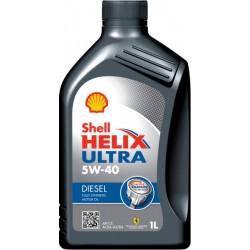 SHELL HELIX ULTRA DIESEL 5W-40, 1L