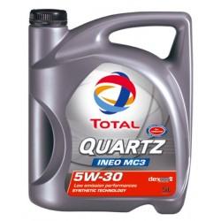 TOTAL QUARTZ INEO MC3 5W-30, 5L