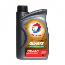 Total QUARTZ FUTURE 9000 GF5 0W-20, 1L