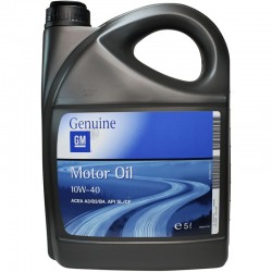 GM (OPEL) 10W-40, 5L